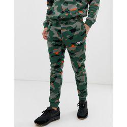 f6657de8feb Club - Pantalon de jogging motif camouflage - - Nike - Shopsquare