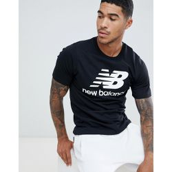 T-shirt avec logo - MT83530_BK - New Balance - Shopsquare
