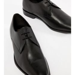 Chaussures derby pointure large - Cuir - Frank Wright - Shopsquare