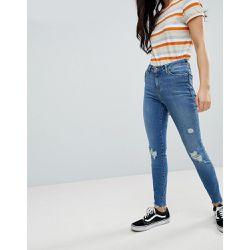 22d1a70d268e8 Lift and Shape - Jean skinny déchiré effiloché - New Look - Shopsquare