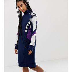 Adidas - Robe col montant avec trèfle - adidas Originals - Shopsquare 441369a87ef