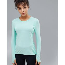 Running - Supernova - Top manches longues - Menthe - Adidas - Shopsquare