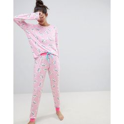 Magic Unicorn Rainbow - Pyjama long - Chelsea Peers - Shopsquare