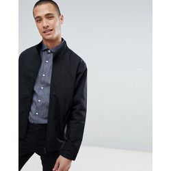 Blouson Harrington en coton - Process Black - Shopsquare