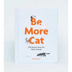 Be More Cat Health and Wellness - Livre - Books - Shopsquare