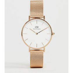 DW00100163 - Montre en maille - Or rose - Daniel Wellington - Shopsquare