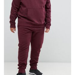 Pantalon de jogging grande taille - Bordeaux - New Look - Shopsquare