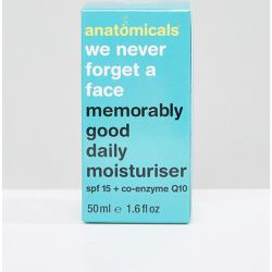 We Never Forget A Face - Crème hydratante de jour Memorably Good SPF 15 50 ml - Anatomicals - Shopsquare