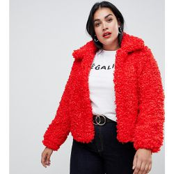 Veste teddy - - River Island Plus - Shopsquare