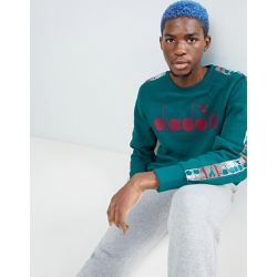 Offside - Sweat-shirt avec bande - - Diadora - Shopsquare