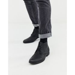 Bottes à lacets - jack & jones - Shopsquare