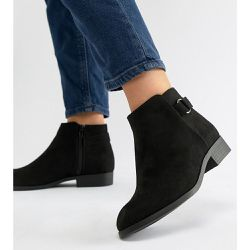Bottines plates - New Look Wide Fit - Shopsquare