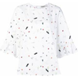 multi-print blouse - Essentiel Antwerp - Shopsquare