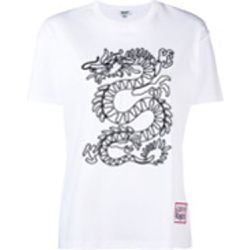Dragon embroidery T-shirt - Kenzo - Shopsquare