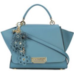 Eartha key charm backpack - Bleu - Zac Zac Posen - Shopsquare