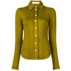 tailored jersey blouse - See By Chloé - Shopsquare