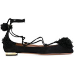 ballerines Sunshine - Noir - Aquazzura - Shopsquare
