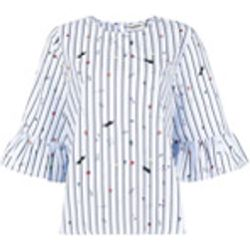Ritbull striped embellished blouse - Essentiel Antwerp - Shopsquare
