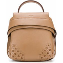 Wave mini backpack - Marron - Tod's - Shopsquare