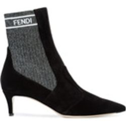 bottines en daim - Fendi - Shopsquare