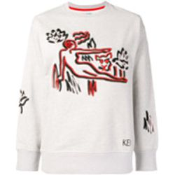 Sweat à broderies - Kenzo - Shopsquare