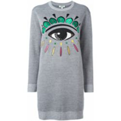 "Robe-sweat ""Eye"" - Kenzo - Shopsquare"