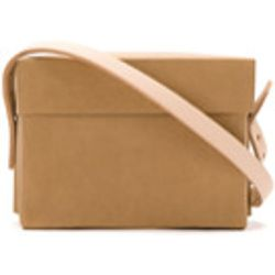 paper bag with leather straps - Gloria Coelho - Shopsquare