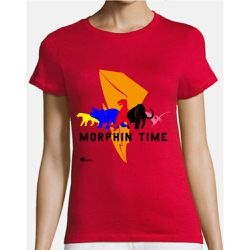Power rangers - temps morphin - Tostadora - T-shirts - Shopsquare