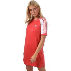 Robe 3 bandes - adidas Originals - Shopsquare 0b311705e06