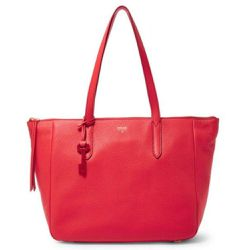 Sac Tomate SYDNEY Cabas Cuir ZB5764616 - Fossil - Shopsquare