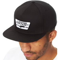Casquette Full Patch Snap - Vans - Shopsquare
