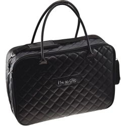 VALISE SOUPLE - I'm so chic - INCIDENCE - Shopsquare