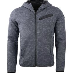 Sweat A Capuche Vico Dark Grey Melanged - KAPORAL 5 - Shopsquare