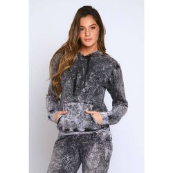 Gilet moleton délavé Emilie2 - BODY ONE - Shopsquare
