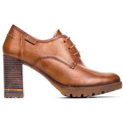 Derbies à Talon En Cuir Connelly W7M - PIKOLINOS - Shopsquare