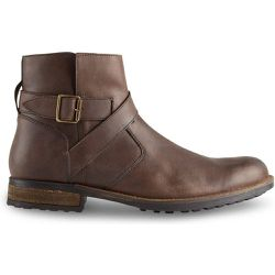 Bottine en cuir huilé style motard pour - Joe Browns - Shopsquare