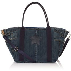 Sac cabas, denim - USKEES - Shopsquare