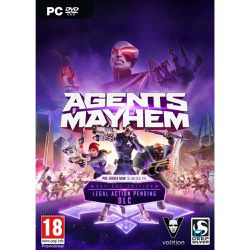 Agents of Mayhem - Day One Edition PC - Deep Silver - Shopsquare