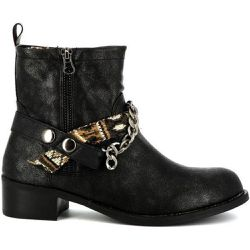 Bottine motard LITHOSY - CASSIS COTE D'AZUR - Shopsquare