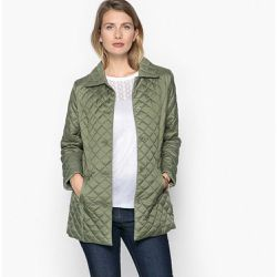 Manteau parka court finement matelassé - Anne weyburn - Shopsquare