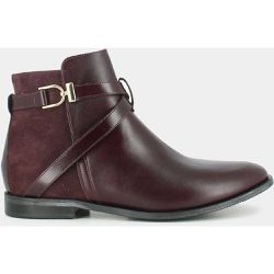 1297900aa95 Boots cuir Dilling - JONAK - Shopsquare