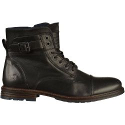 Bottines Cuir - mustang - Shopsquare