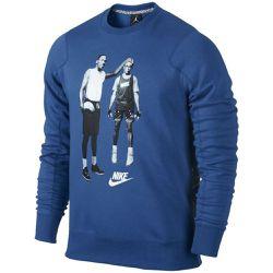 b46fa965f4da Sweat Jordan Mike and Mars Fleece - 547675-434 - Nike - Shopsquare