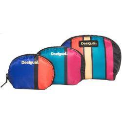Trousse d accessoires V015367   Synthétique ESSENTIALS - Desigual -  Shopsquare 1c0b3b67e89