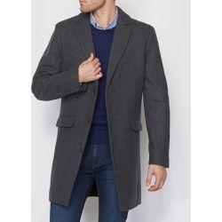 Manteau MARC en drap de laine - LA REDOUTE COLLECTIONS - Shopsquare 6c98afcc3321