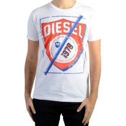Tee Shirt T-Shielded 100 - Diesel - Shopsquare