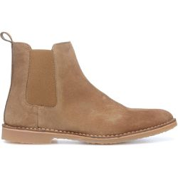 453dd8deb01 Chelsea boots en daim - SACHA - Shopsquare