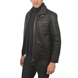Leather jacket - ARTURO - Shopsquare