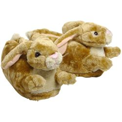 Chaussons animaux peluche - Lapin - SLEEPERZ - Shopsquare