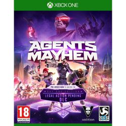 Agents of Mayhem - Day One Edition XBOX One - Deep Silver - Shopsquare
